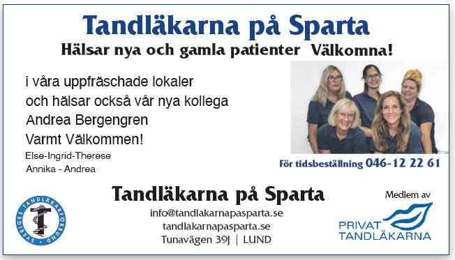 Tandläkarna på Sparta